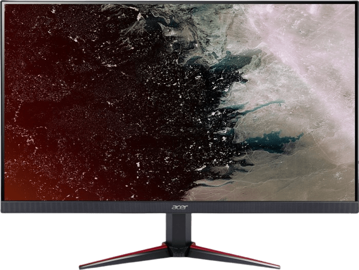 "Schwarz / Rot Acer - 27"" Nitro VG270S UM.HV0EE.S01.1"
