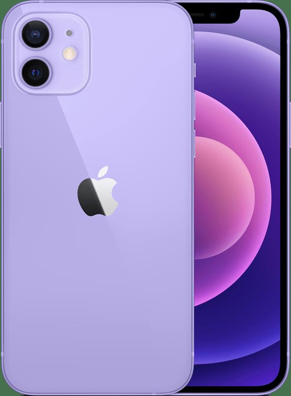 Purple Apple iPhone 12 - 128GB - Dual SIM.1