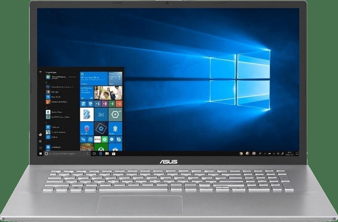 Transparent Silver Asus Business P1701DA-AU366R Laptop - AMD Ryzen™ 5 3500U - 8GB - 256GB SSD - AMD Radeon™ Vega 8.1