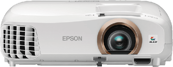 white Epson EH-TW5350 LCD .1