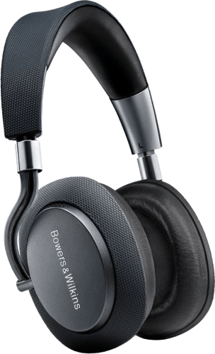 Space Grau Bowers & Wilkins PX Space Gray Noise-cancelling Over-ear Bluetooth-Kopfhörer.1