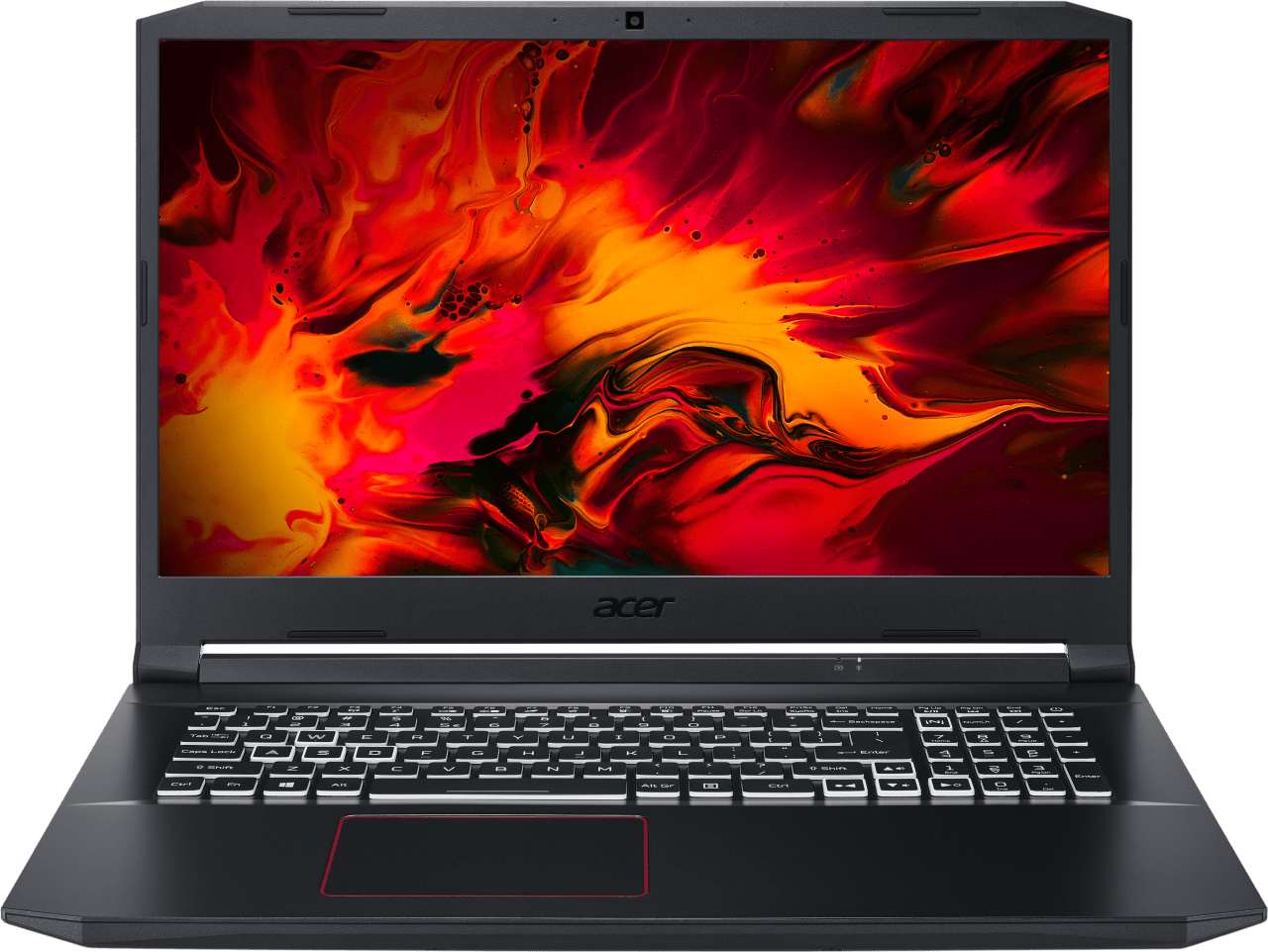 Black Acer Nitro 5 - Gaming Laptop - Intel® Core™ i7-10750H - 16GB - 512GB SSD - NVIDIA® GeForce® RTX 3060 (6GB).1