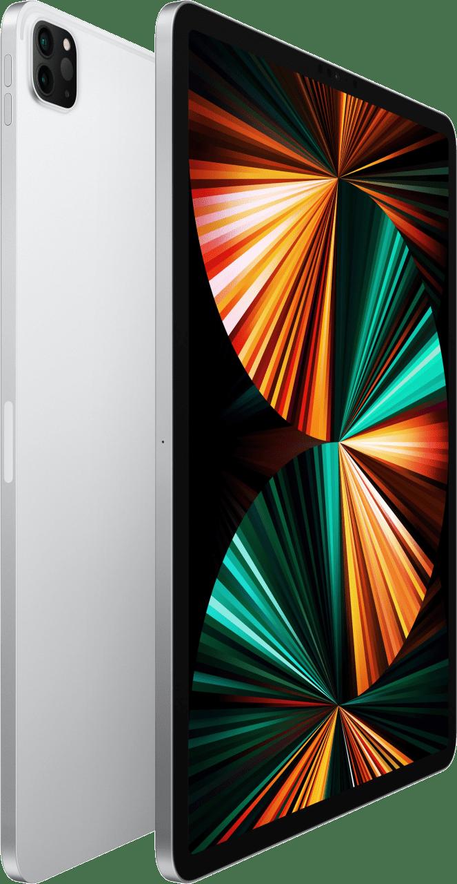 Silber Apple 12,9 Zoll iPad Pro WiFi + 5G 2TB (2021).3