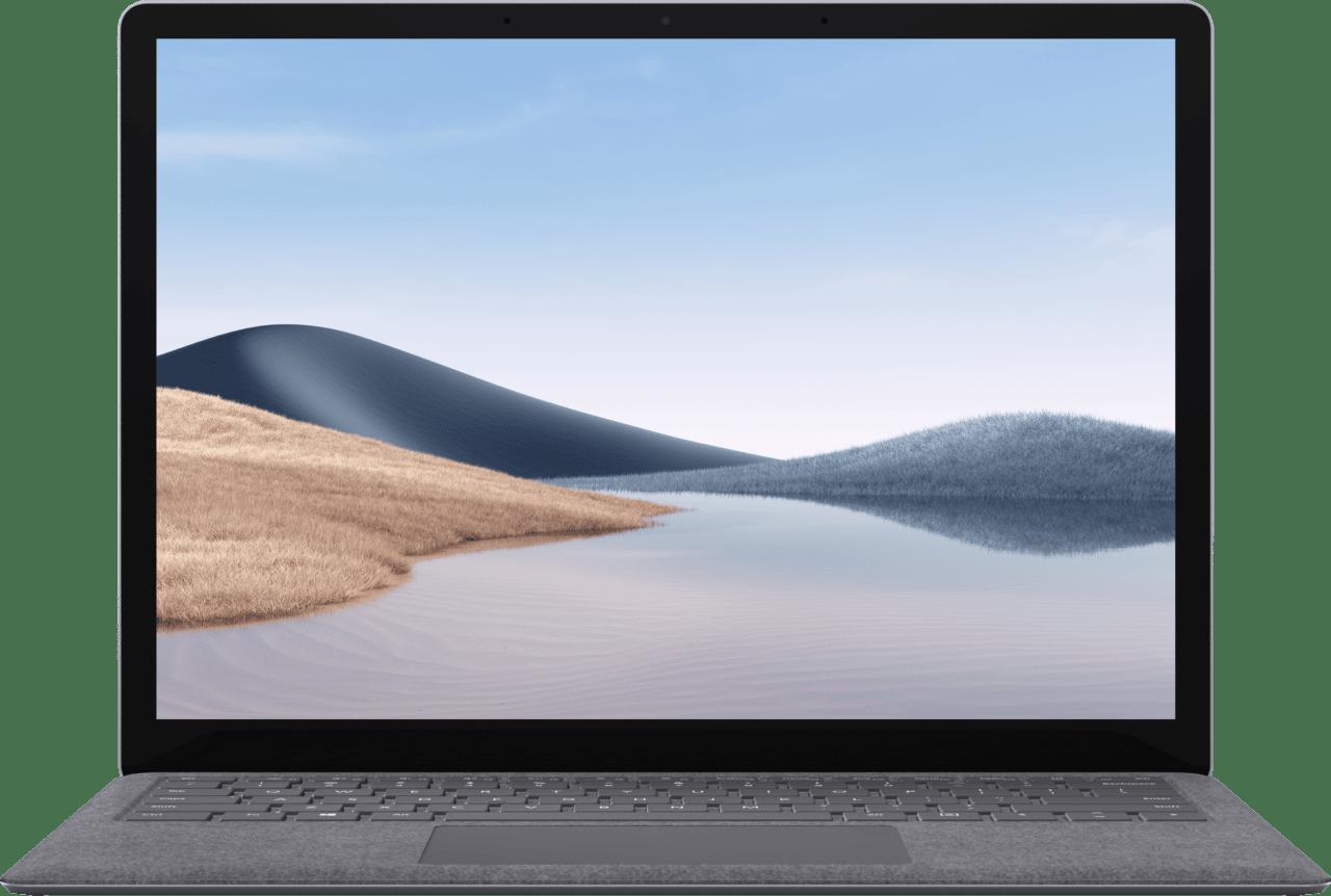 Platinum (Alcantara) Microsoft Surface Laptop 4 Laptop - AMD Ryzen™ 5 4680U - 8GB - 256GB SSD - AMD Radeon™ Graphics.1