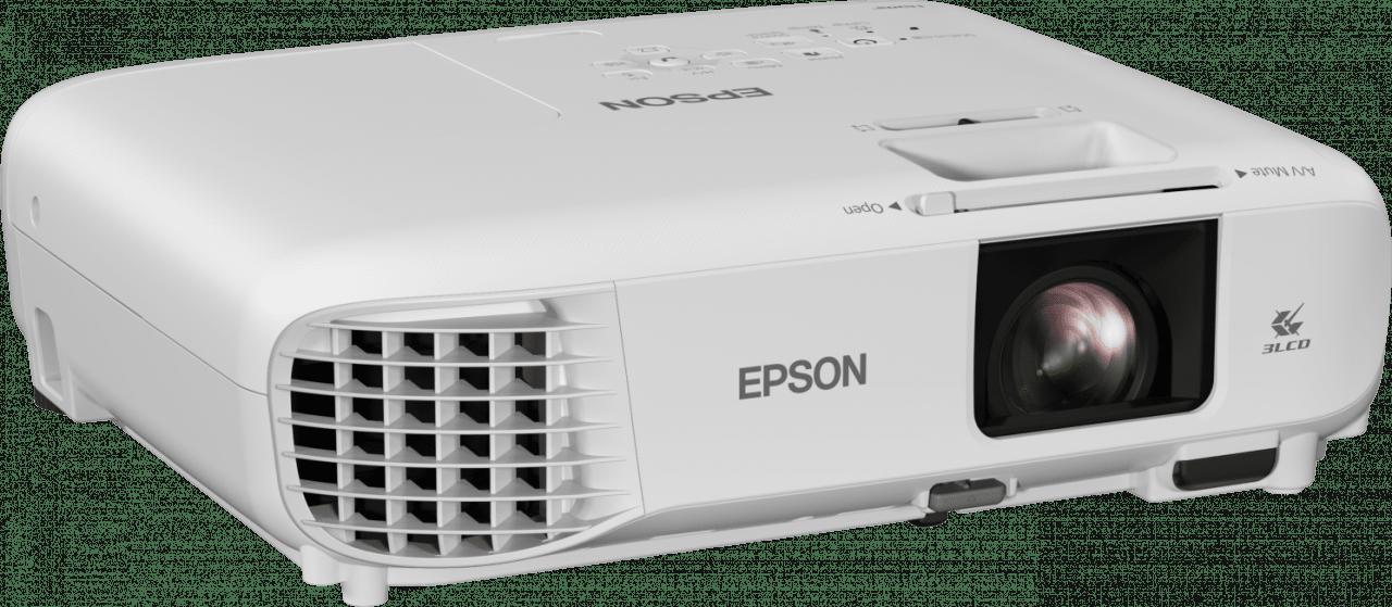Weiß Epson EH-TW740 Beamer - Full HD.1