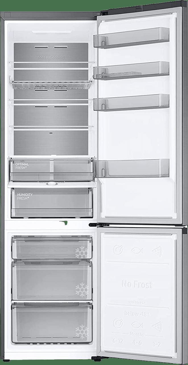 Silver Samsung Fridge Freezer Combo RL38T775CS9/EG.5
