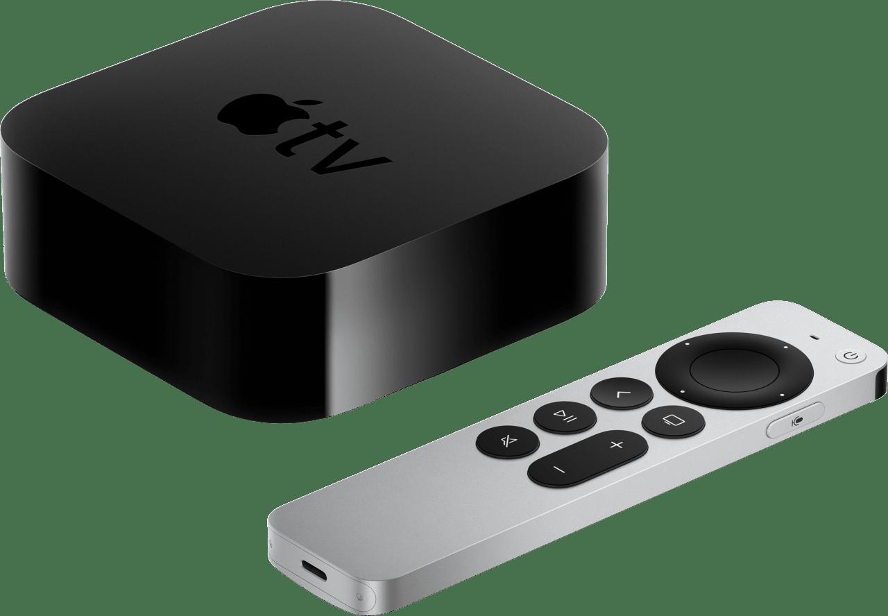 Black Apple TV 64GB 4K (2nd Gen.).2