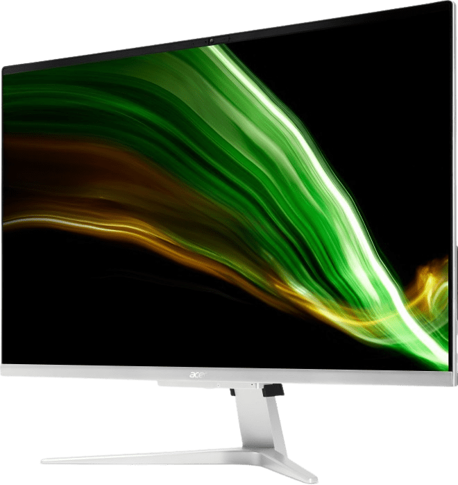 Silver Acer Aspire C27-962 All-in-One - Intel® Core™ i5-1035G1 - 16GB - 1TB SSD - NVIDIA® GeForce® MX130 (2GB).2