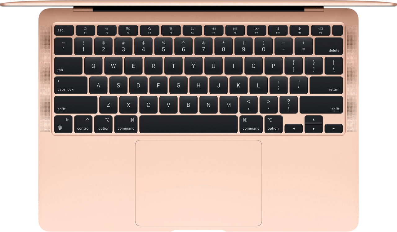 Gold Apple MacBook Air (Late 2020) - Spanish (QWERTY) Notebook - Apple M1 - 8GB - 256GB SSD - Apple Integrated 7-core GPU.2