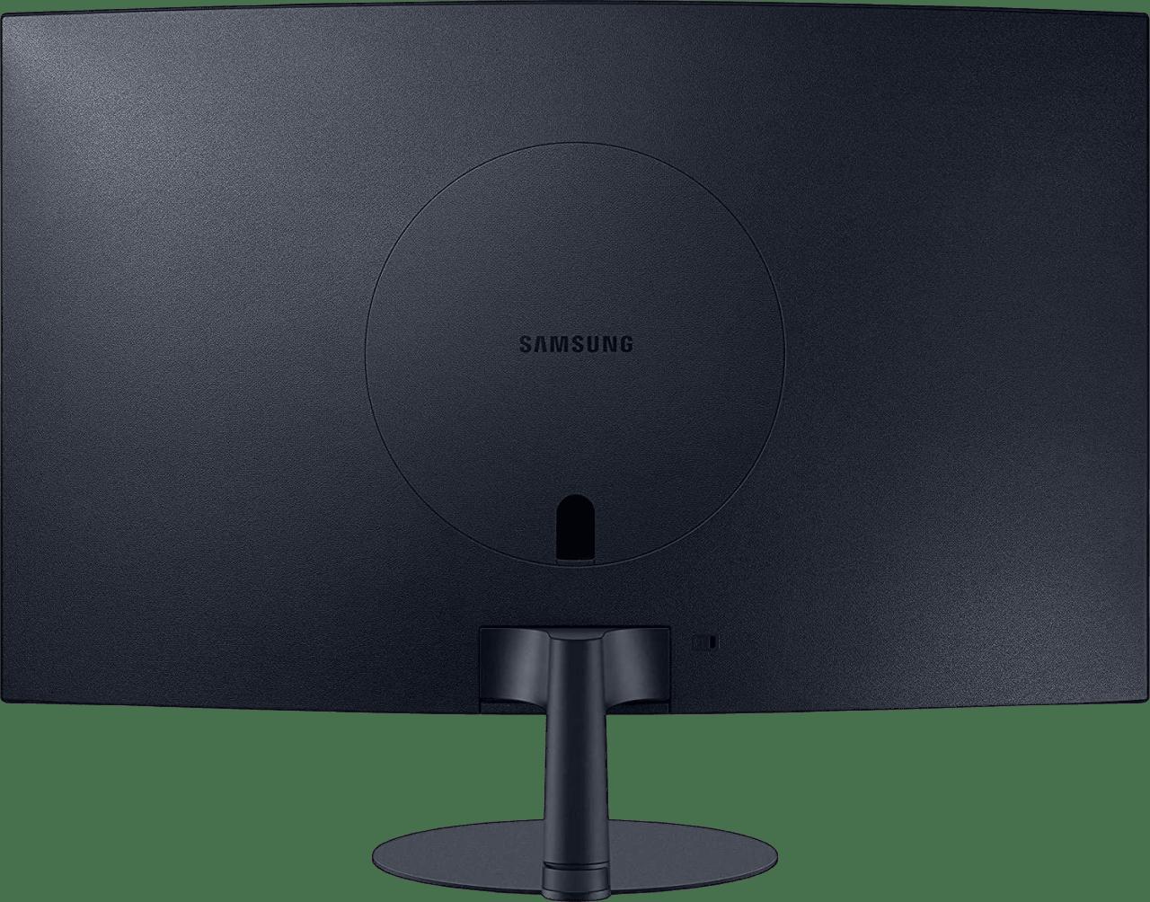 "Dark Blue / Black Samsung - 27"" C27T550FDR LC27T550FDRXEN.2"