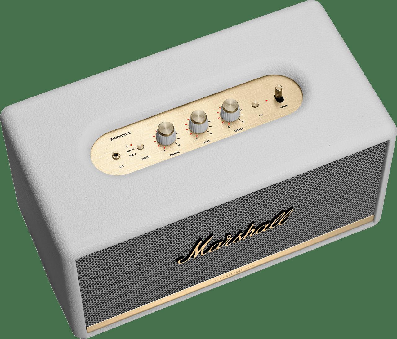 Wit Hi-Fi Audio Marshall Stanmore II BT Bluetooth Speaker.2
