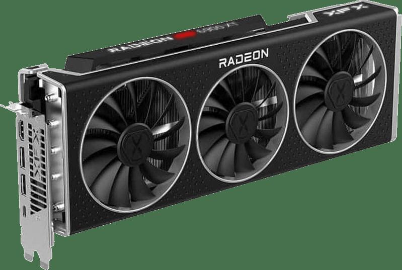 Black XFX Speedster MERC 319 Radeon RX 6900 XT Limited Black Gaming Tarjeta gráfica.1