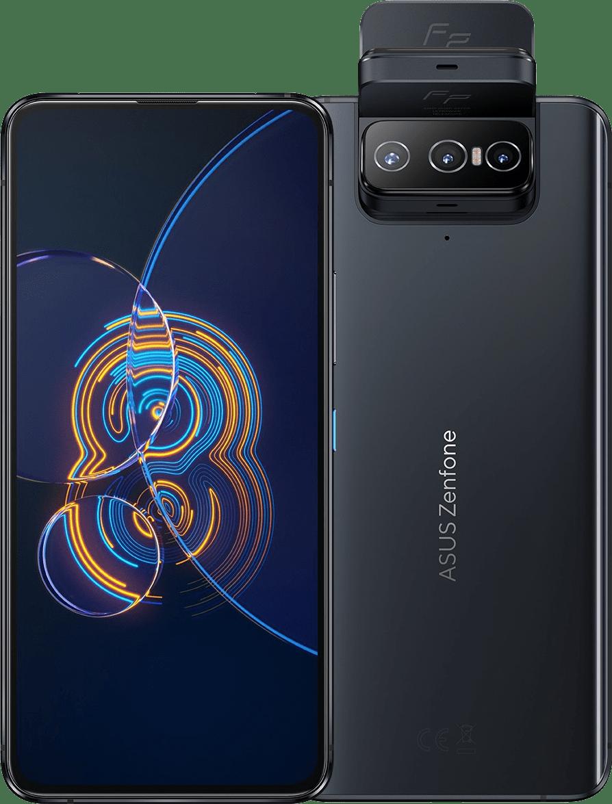 Schwarz Asus Smartphone Zenfone 8 Flip - 256GB - Dual Sim.1