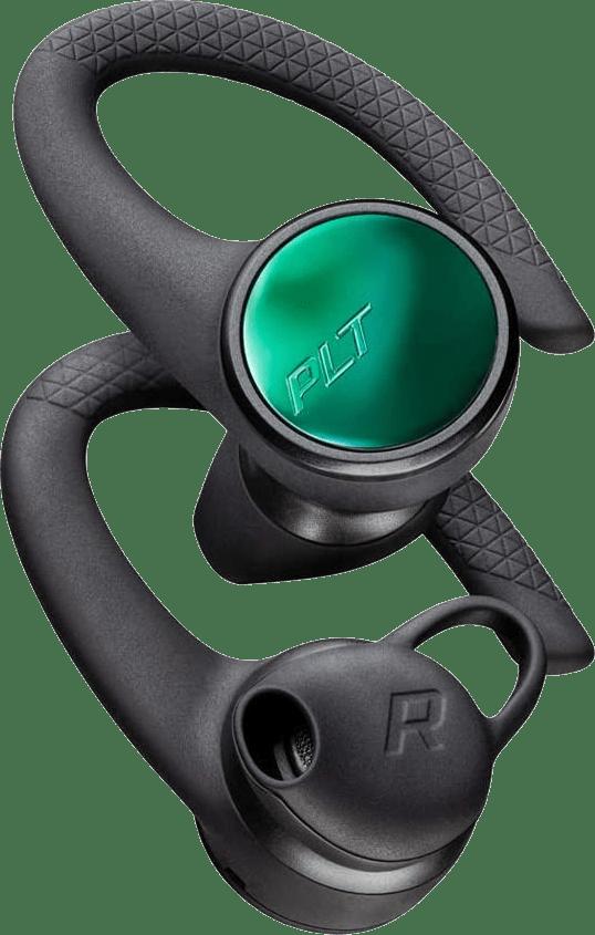 Zwart Plantronics BackBeat Fit 3150 In-ear Bluetooth Hoofdtelefoon.2