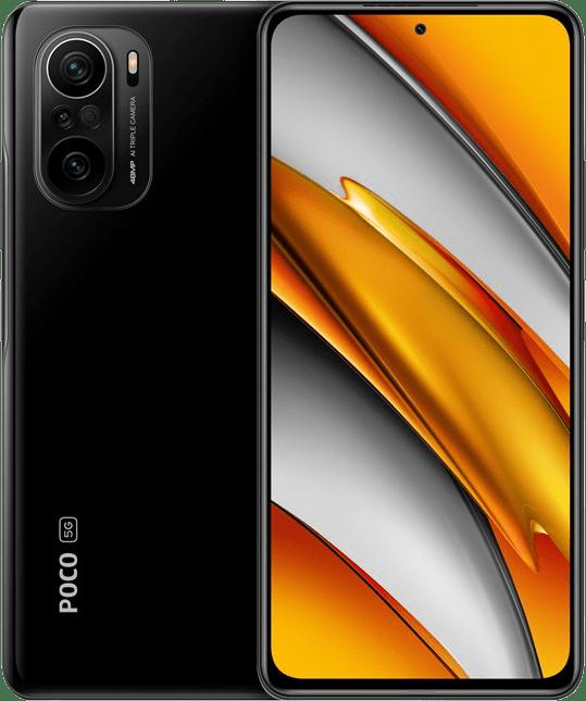 Night Black Xiaomi Smartphone Poco F3 - 128GB - Dual SIM.1