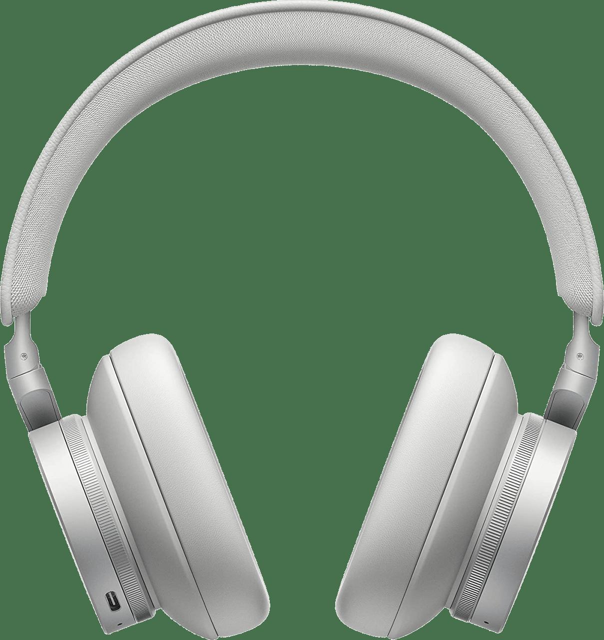 Grijze mist Bang & Olufsen Beoplay H95 Ruisonderdrukkende Bluetooth-hoofdtelefoon voor over het oor.2