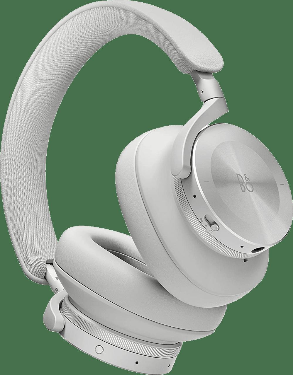 Grijze mist Bang & Olufsen Beoplay H95 Ruisonderdrukkende Bluetooth-hoofdtelefoon voor over het oor.5