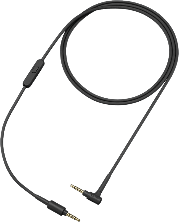Schwarz Sony MDR-1AM2 Hochauflösender On-Ear-Kopfhörer.3
