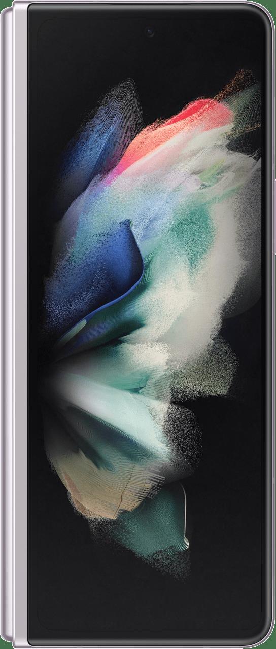 Silber Samsung Smartphone Galaxy Fold 3 - 256GB - Dual Sim.4