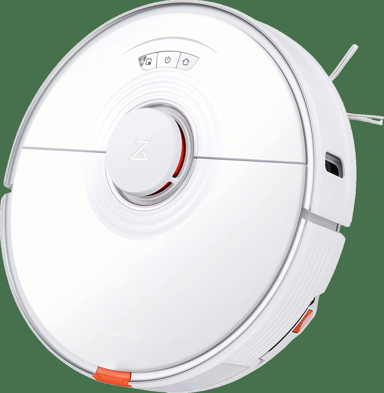 White Roborock S7 Vacuum & Mop Robot Cleaner.1