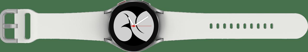 Silver Samsung Galaxy Watch4 LTE, 40mm.4