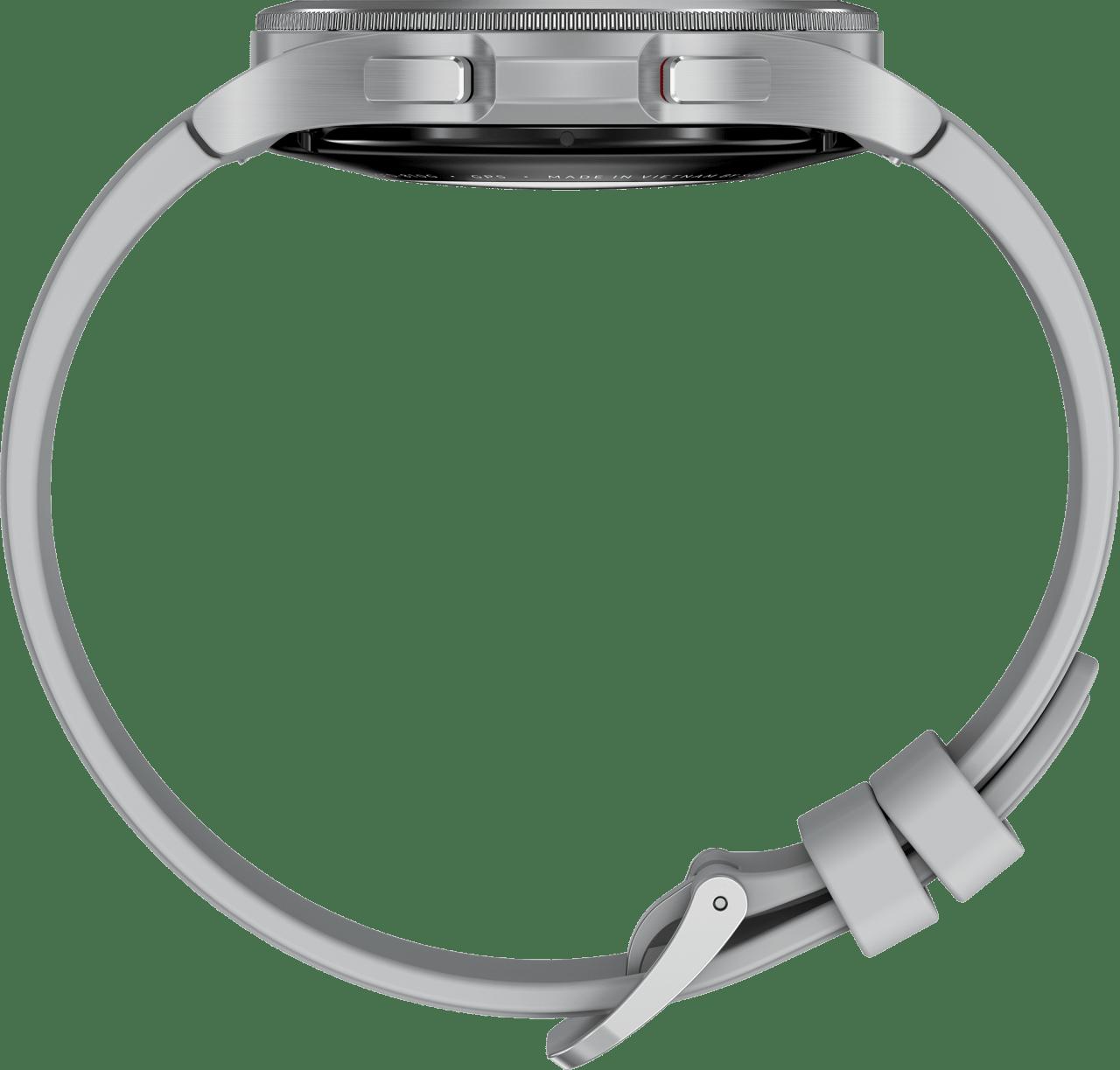 Silber Samsung Galaxy Watch4 Classic LTE, 46mm.3