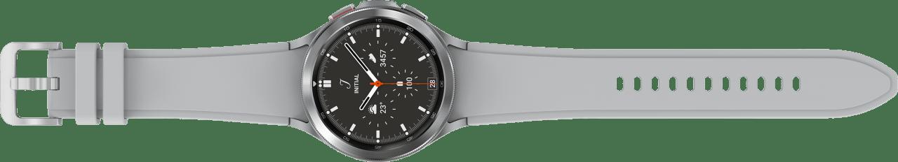 Zilver Samsung Galaxy Watch4 Classic, 46mm.4