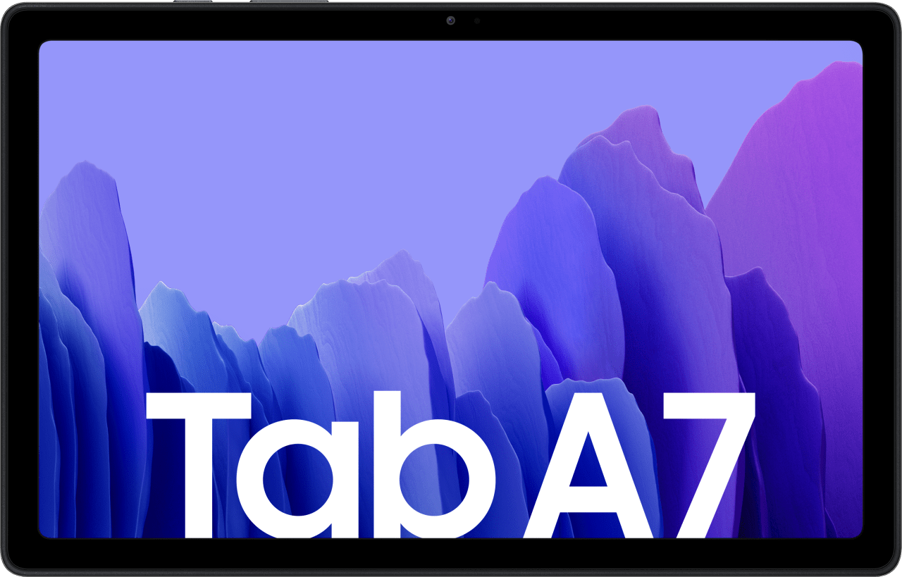 Grijs Samsung Tablet Galaxy Tab A7 (2020) - WiFi - Android™ 10 - 32GB.1