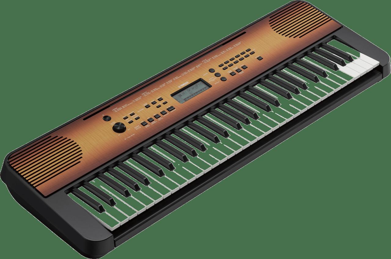 Esdoorn Yamaha PSR-E360 61-sleutel draagbare digitale piano.2
