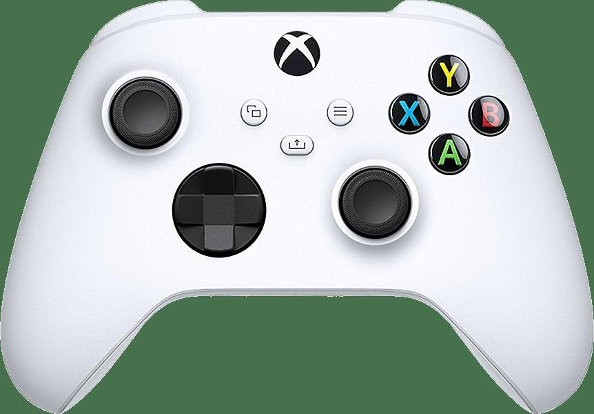 Weiß Microsoft Xbox Series S.4