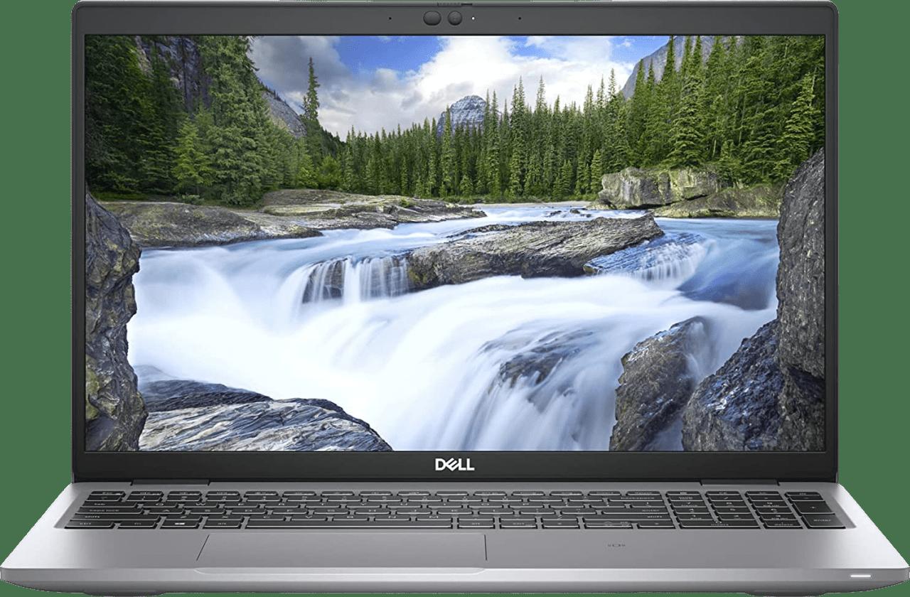 Grau Dell Latitude 5520 Notebook - Intel® Core™ i5-1135G7 - 8GB - 256GB SSD - Intel® Iris® Xe Graphics.1