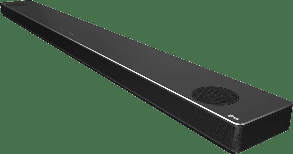 Black LG DSN11RG Soundbar.1