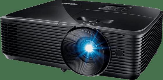 Black Optoma HD146X Projector - Full HD.1