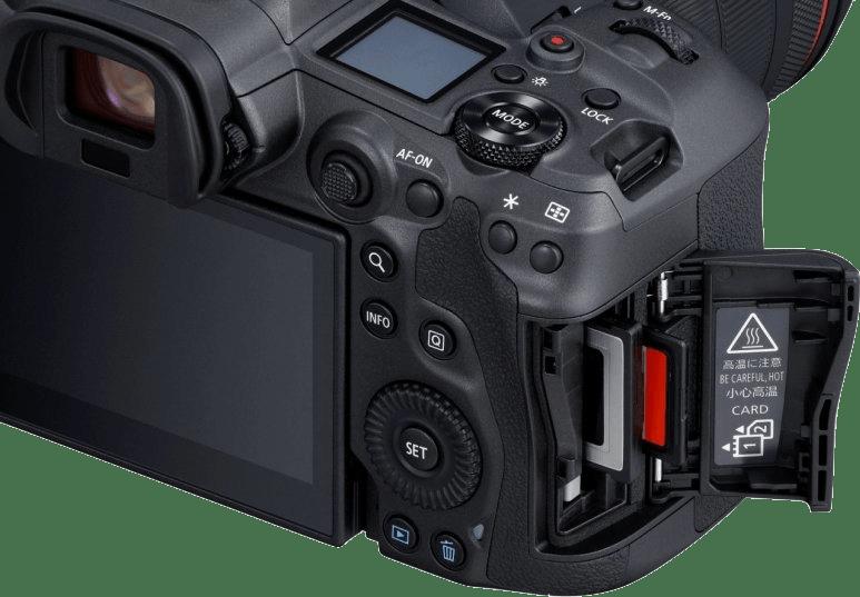 Black Canon EOS R5 (Body) System Camera.4