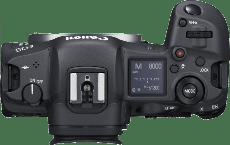 Black Canon EOS R5 (Body) System Camera.5
