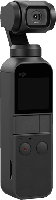 Black DJI Osmo Pocket.1