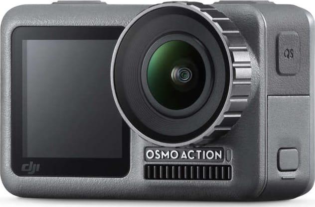 Black DJI Osmo Action Cam.1