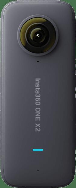 Gray Insta360 One X2 Action Camera.2