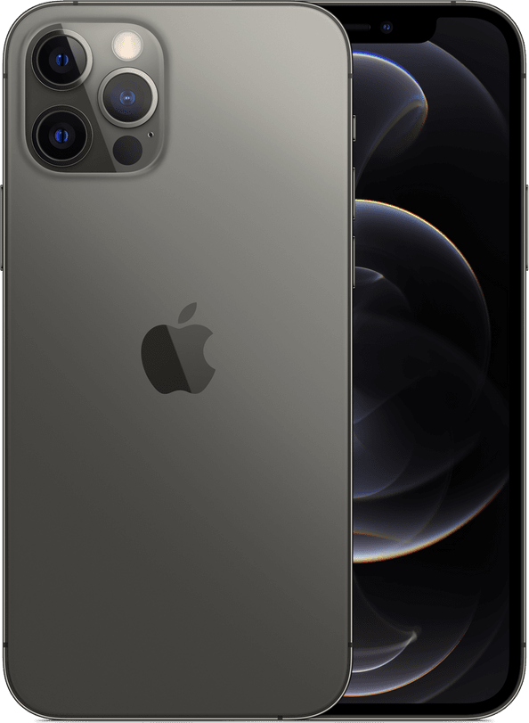 Graphite Apple iPhone 12 Pro - 128GB - Dual Sim.1