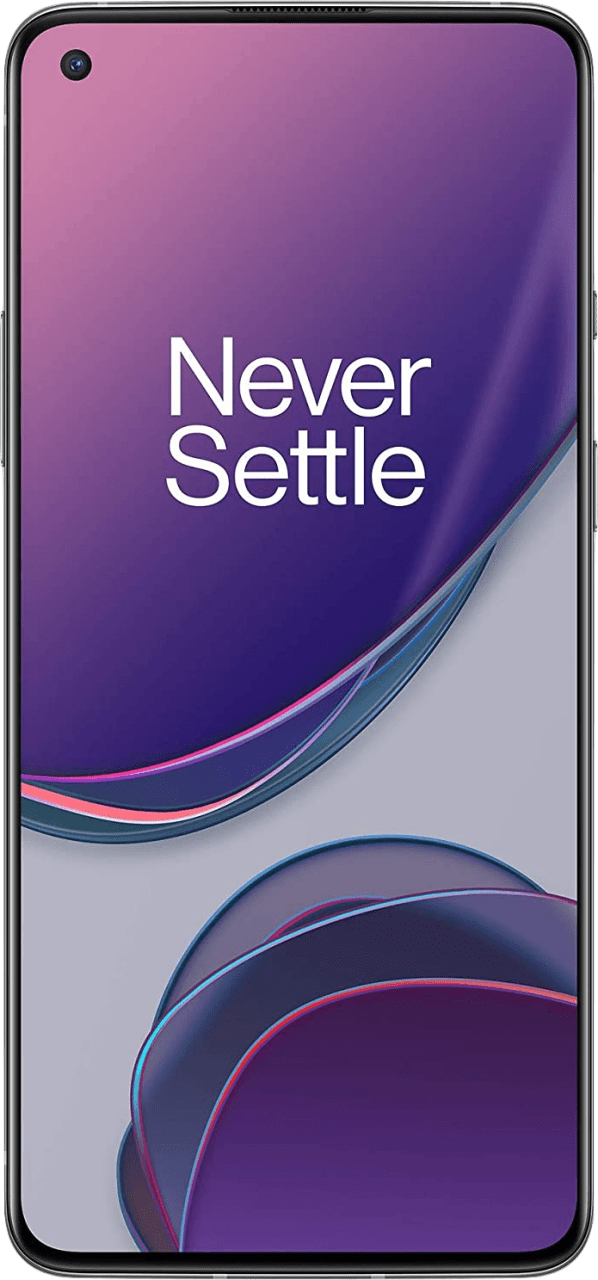 Silver OnePlus Smartphone 8T - 128GB - Dual.2
