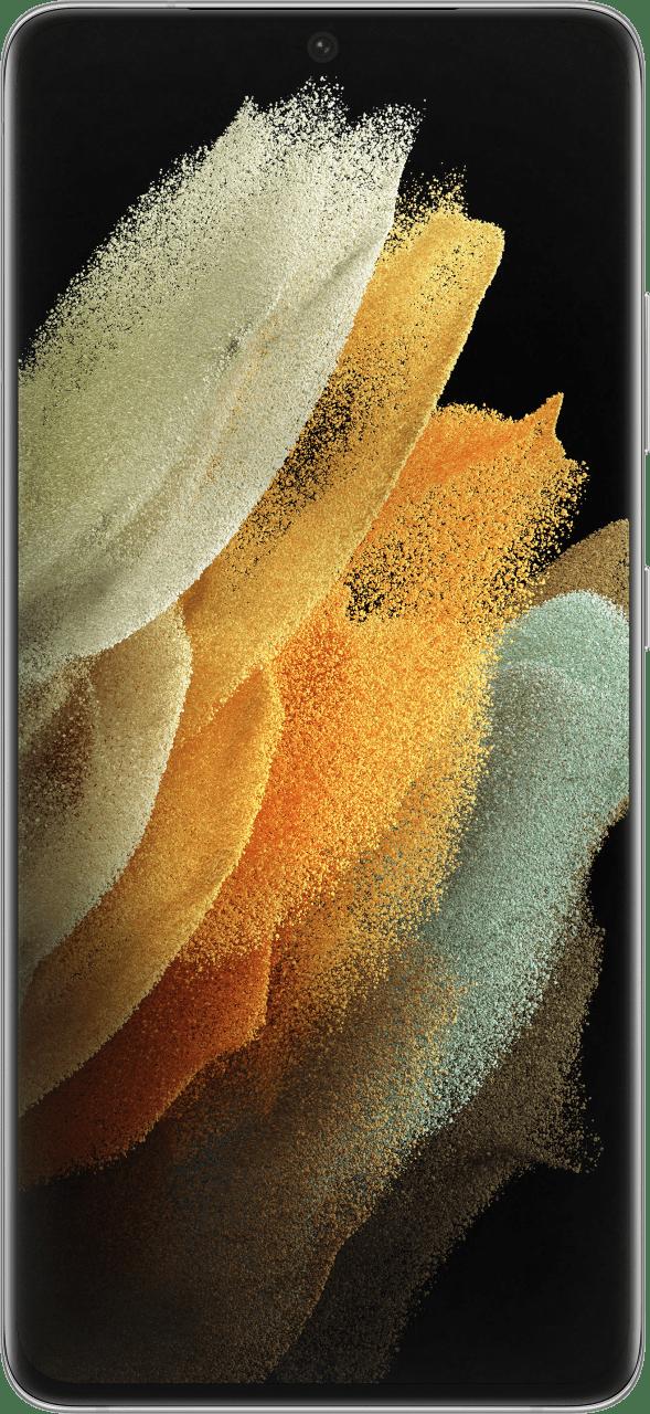 Phantom Silver Samsung Smartphone Galaxy S21 Ultra - 128GB - Dual Sim.4