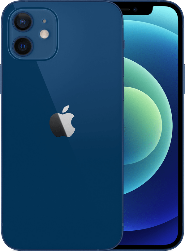 Blue Apple iPhone 12 - 128GB - Dual SIM.1