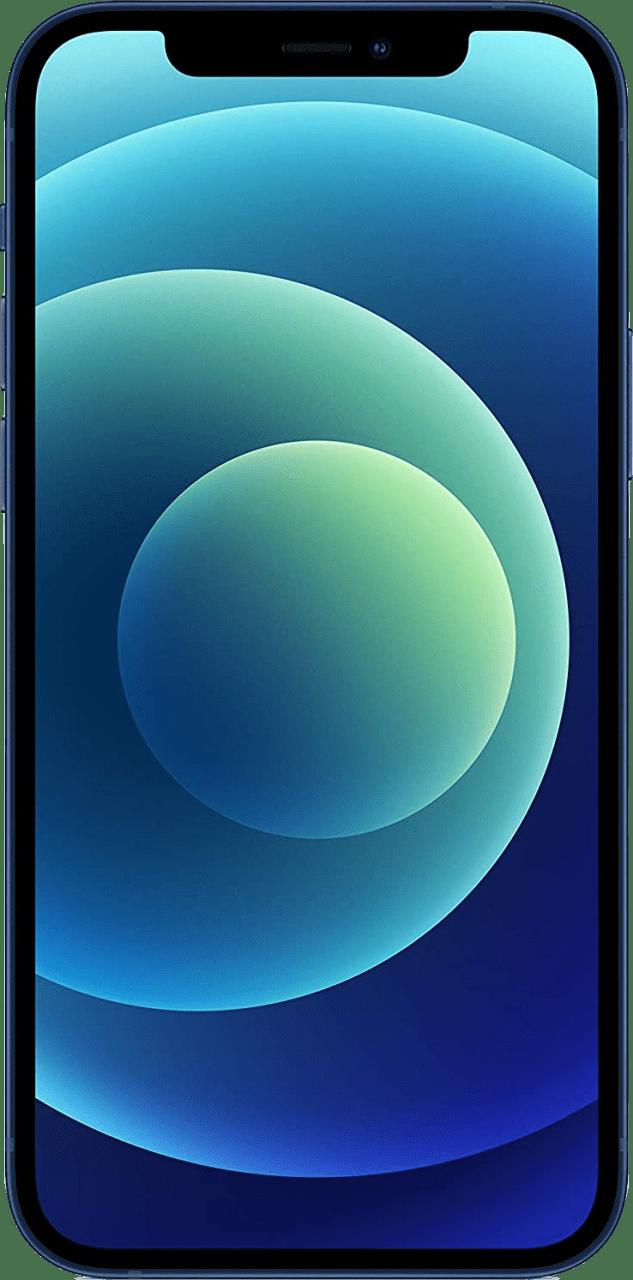 Blue Apple iPhone 12 - 256GB - Dual SIM.3