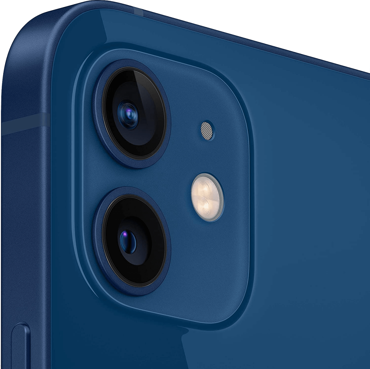 Blue Apple iPhone 12 - 256GB - Dual SIM.4