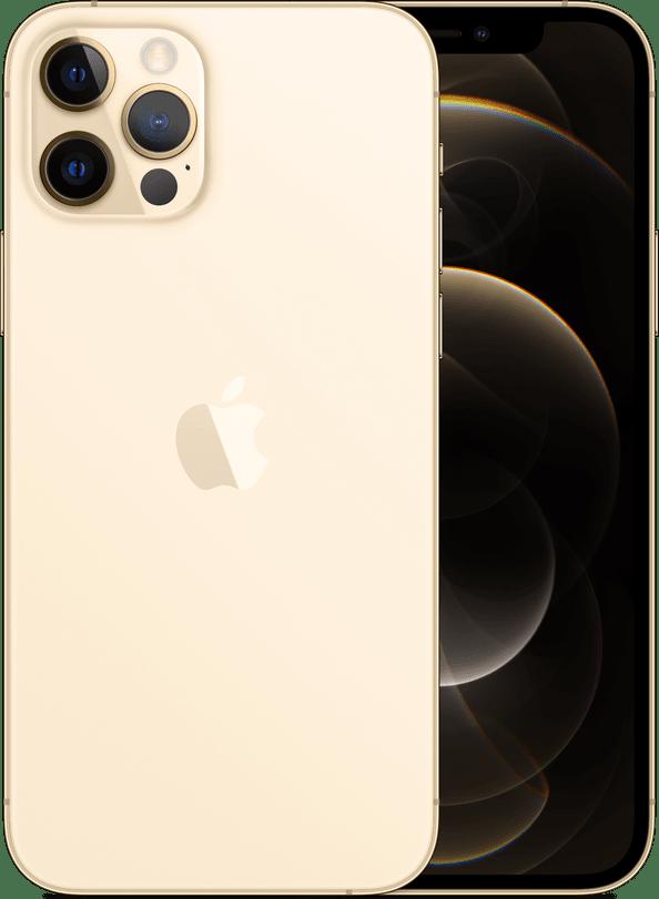 Gold Apple iPhone 12 Pro - 256GB - Dual Sim.1