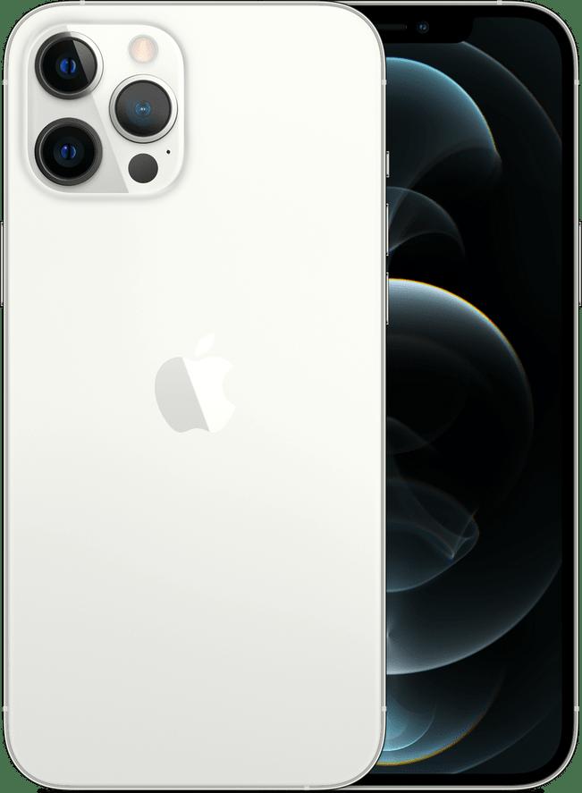 Silver Apple iPhone 12 Pro Max - 256GB - Dual Sim.1
