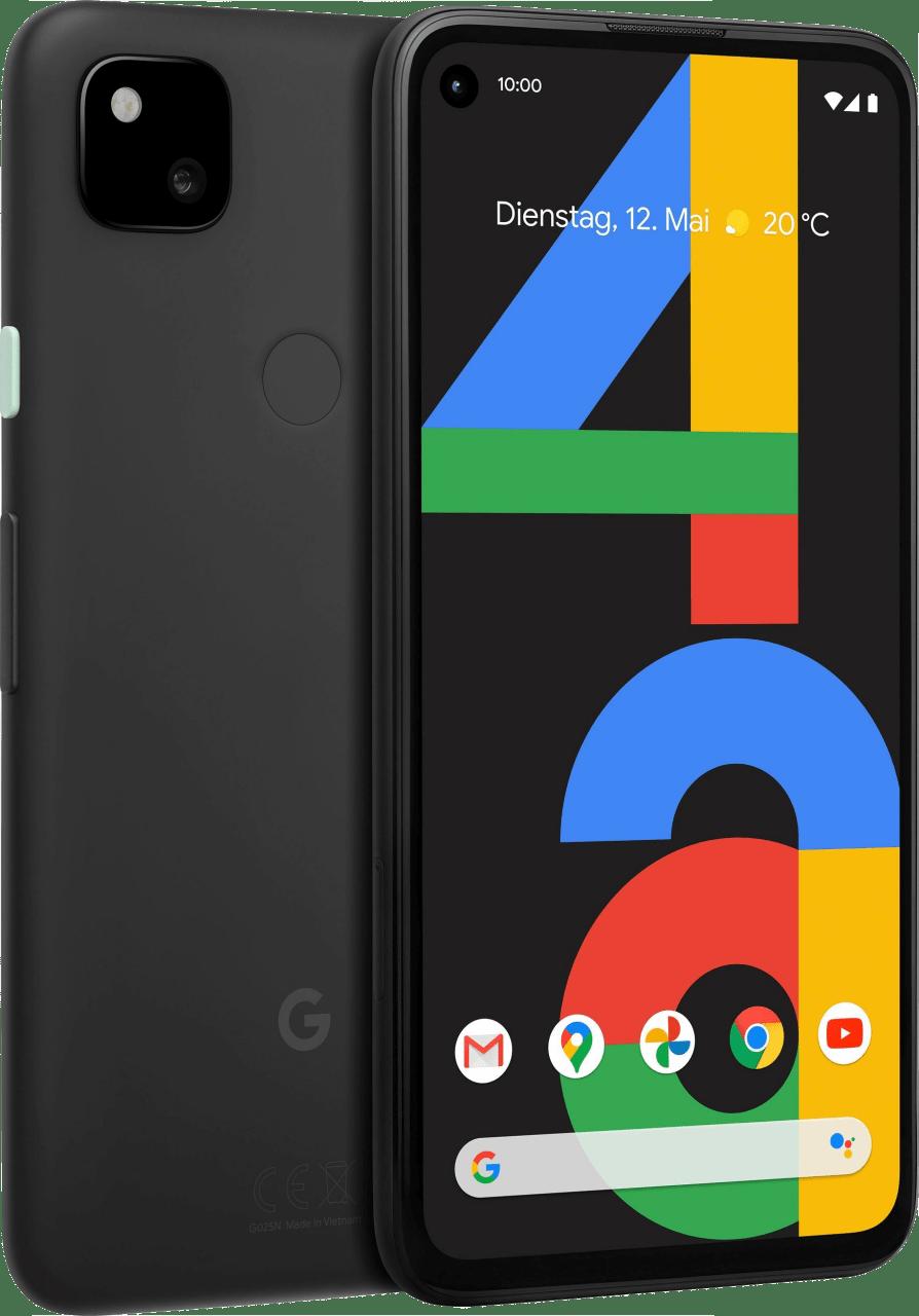 Barely Blue Google Smartphone Pixel 4a - 128GB - Dual Sim.1