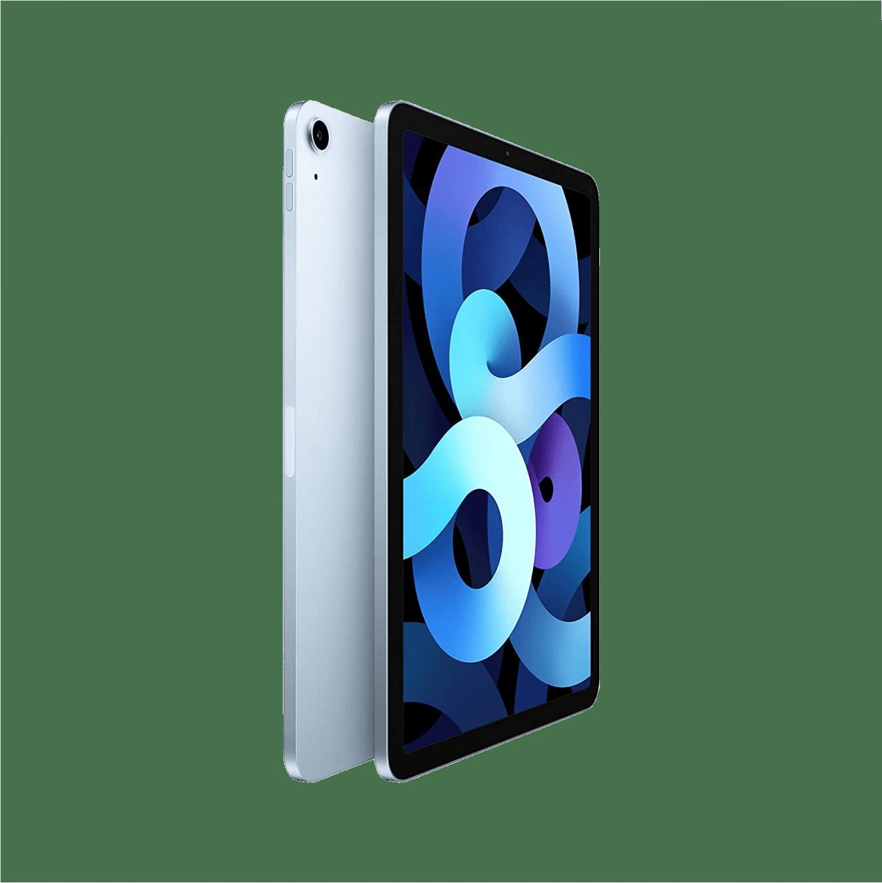 Sky Blue Apple iPad Air (2020) - LTE - iOS14 - 256GB.2