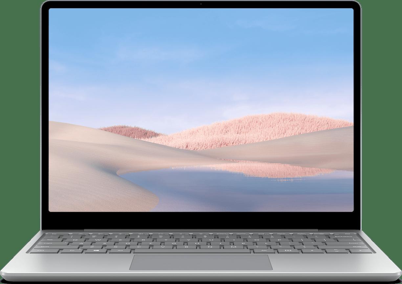 Platinum Microsoft Surface Laptop Go - Intel® Core™ i5-1035G1 - 8GB - 128GB SSD - Intel® Iris™ Plus Graphics.1