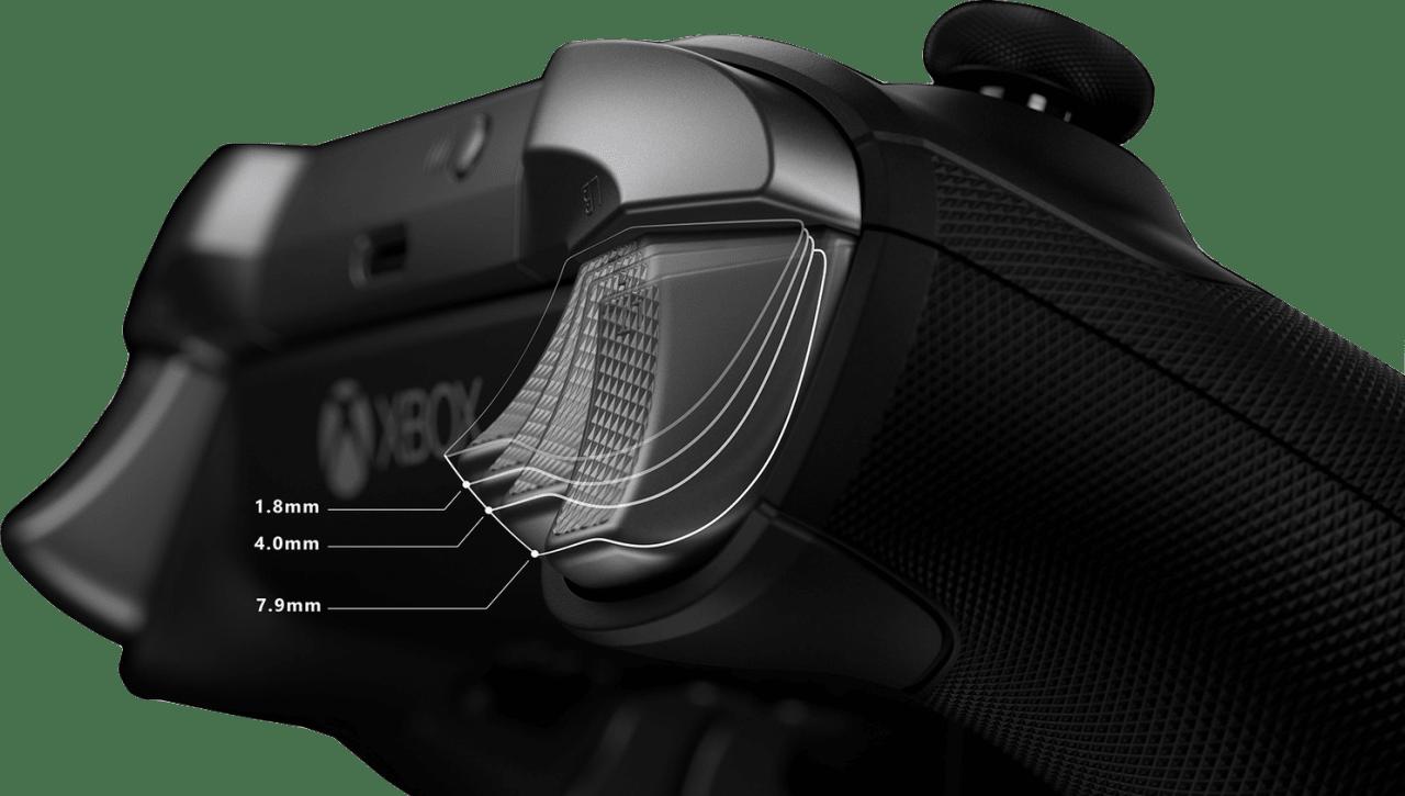 Black Microsoft Xbox Elite Wireless Controller Series 2.2